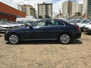 Mercedes-benz C 180 1.6 CGI Avantgarde Turbo Azul 2019