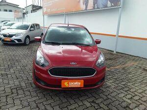 Ford KA 1.0 Tivct SE 12V Vermelho 2020