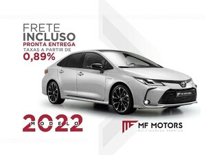 Toyota Corolla 2.0 GR-S Direct Shift Diversas Cores 2021