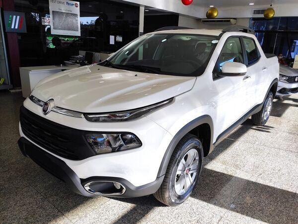 Fiat Toro 1.8 Freedom 16V Branco 2021