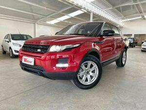 Land Rover Range Rover Evoque 2.0 Pure Tech Vermelho 2013
