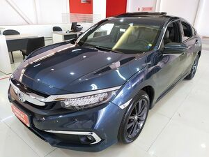 Honda Civic 1.5 Touring Turbo Azul 2020