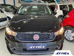 Fiat Argo 1.0 Drive Preto 2019