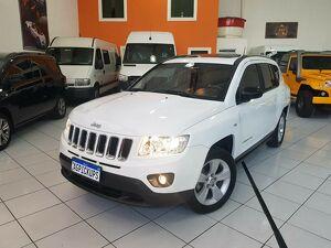 Jeep Compass 2.0 Sport Branco 2012