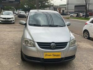 VOLKSWAGEN FOX 1.0 SUNRISE Prata 2009