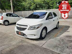 Chevrolet Onix 1.0 Joy 8V Branco 2018