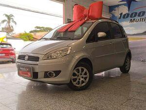 Fiat Idea 1.4 Attractive 8V Prata 2013