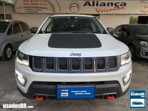 JEEP COMPASS 2.0 TRAILHAWK Branco 2017