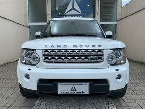 Land Rover Discovery 4 3.0 SE V6 Branco 2013