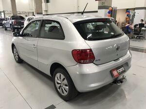 Volkswagen Gol 1.0 12V MPI Prata 2013