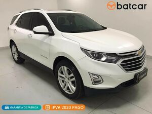 CHEVROLET EQUINOX 2.0 PREMIER AWD 16V TURBO Branco 2018