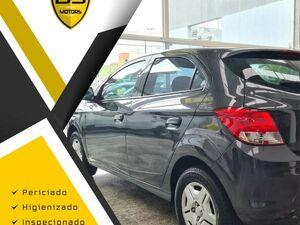 Chevrolet Onix 1.0 LS 8V Cinza 2016