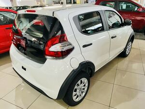 Fiat Mobi 1.0 Like Preto 2021