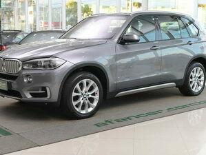 BMW X5 3.0 30D Turbo Cinza 2015