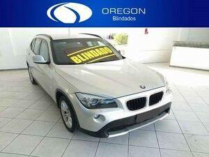 BMW X1 2.0 18I S-drive Prata 2011