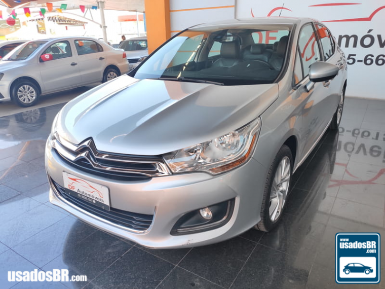 CITROËN C4 LOUNGE 1.6 TENDANCE TURBO