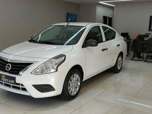 Nissan Versa 1.6 16V V-drive Special Edition Branco 2021