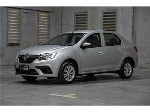 Renault Logan 1.0 12V SCE ZEN Prata 2020