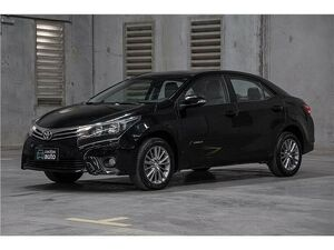 Toyota Corolla 2.0 XEI Preto 2017