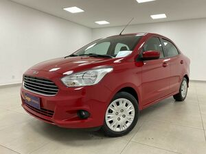 Ford KA 1.5 SE 16V Vermelho 2018