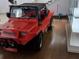 Fibravan Buggy Pronto 1.6 VW 4 Cilindros Vermelho 1991