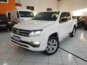 Volkswagen Amarok 3.0 V6 Highline Branco 2019