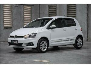 Volkswagen Fox 1.6 Branco 2019