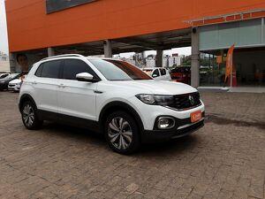 VOLKSWAGEN T-CROSS 1.4 250 TSI HIGHLINE Branco 2020