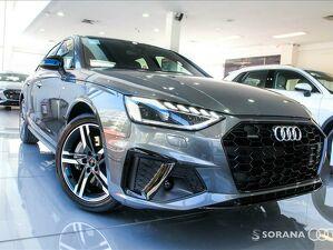 Audi A4 2.0 TFSI Performance Black Cinza 2021