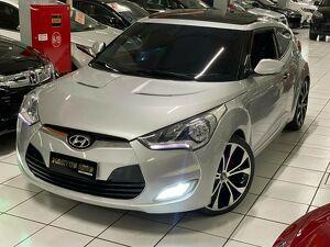 Hyundai Veloster 1.6 16V A/T Prata 2012
