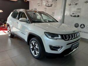 Jeep Compass 2.0 Limited Branco 2017