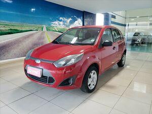 Ford Fiesta 1.0 8V Vermelho 2011