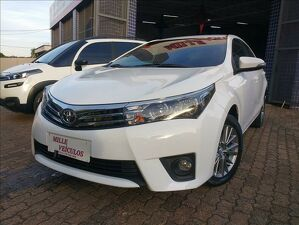 Toyota Corolla 2.0 XEI Branco 2017