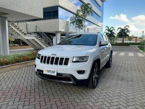 Jeep Grand Cherokee 3.0 Limited V6 Branco 2015