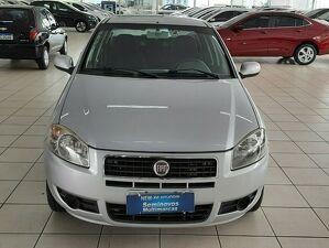Fiat Siena 1.4 EL 8V Prata 2012