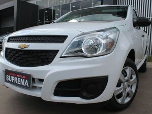 Chevrolet Montana 1.4 LS 8V Branco 2020