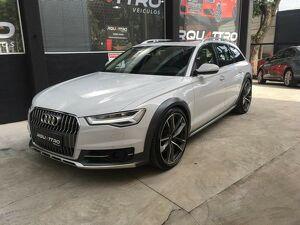Audi A6 3.0 Allroad Branco 2016