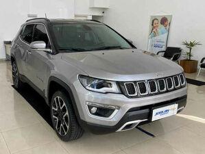 Jeep Compass 2.0 Limited Prata 2019