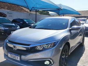 Honda Civic 2.0 EX Prata 2021