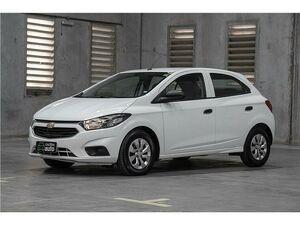 Chevrolet Onix 1.0 Joy 8V Branco 2020