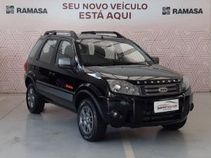 FORD ECOSPORT 1.6 FREESTYLE Preto 2011