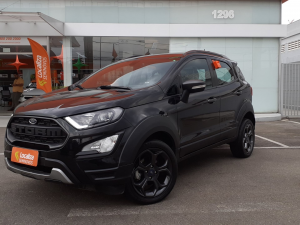 FORD ECOSPORT 2.0 DIRECT STORM 4WD Preto 2020