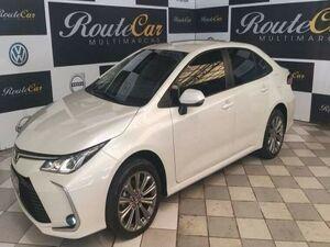 Toyota Corolla 2.0 XEI Branco 2022