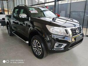 Nissan Frontier 2.3 LE Preto 2021