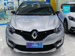 Renault Captur 1.6 Intense Prata 2021