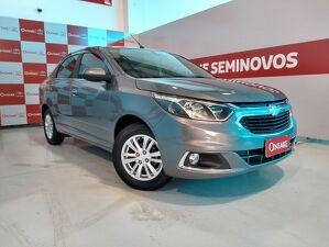 Chevrolet Cobalt 1.8 LTZ 8V Cinza 2020