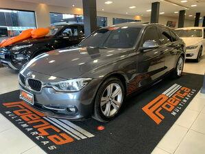 BMW 320i 2.0 16V Cinza 2017
