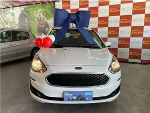 Ford KA 1.0 SE Plus 12V Branco 2020
