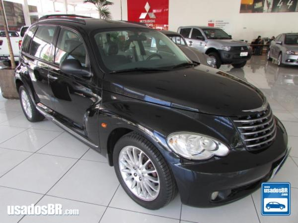 Foto do veiculo CHRYSLER PT CRUISER 2.4 CLASSIC Preto 2008