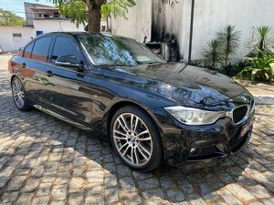 BMW 335i 3.0 M Sport Preto 2015